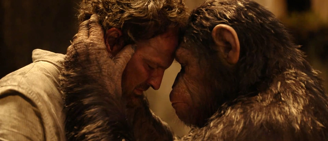 Ny, apetittvekkende trailer til Dawn of the Planet of the Apes