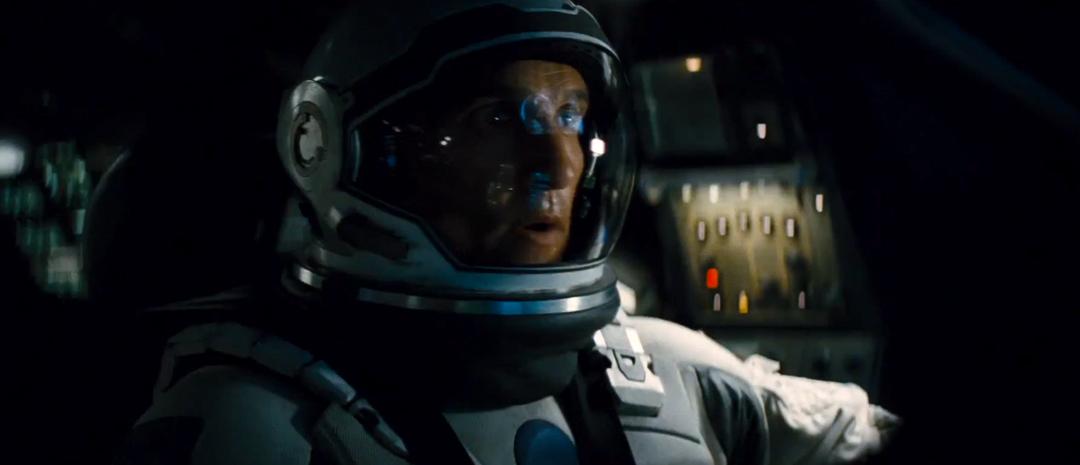 Intim og transgalaktisk første trailer til Christopher Nolans Interstellar