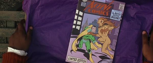 comic book 1