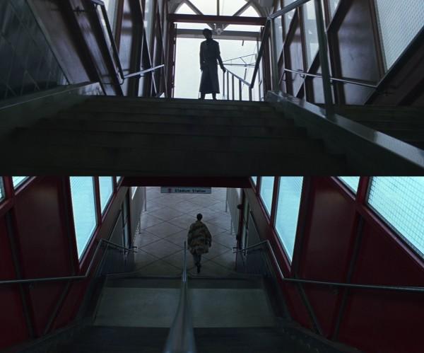 Elijah at subway montage