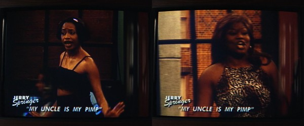 high and low jerry springer