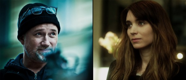 David Fincher og Rooney Mara kan bli gjenforent i russisk spion-thriller