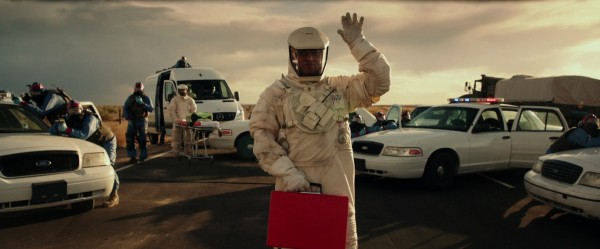 Laurence Fishburne i «The Signal»