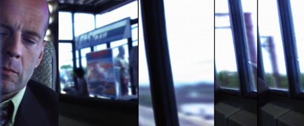 train 1 outside