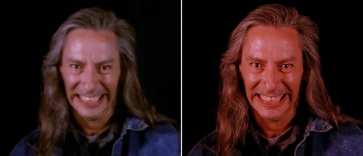 Se første klipp fra Twin Peaks-restaureringen + David Lynchs intervju med Leland Palmer