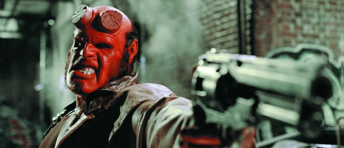 Guillermo del Toro avviser ryktene om en tredje Hellboy-film