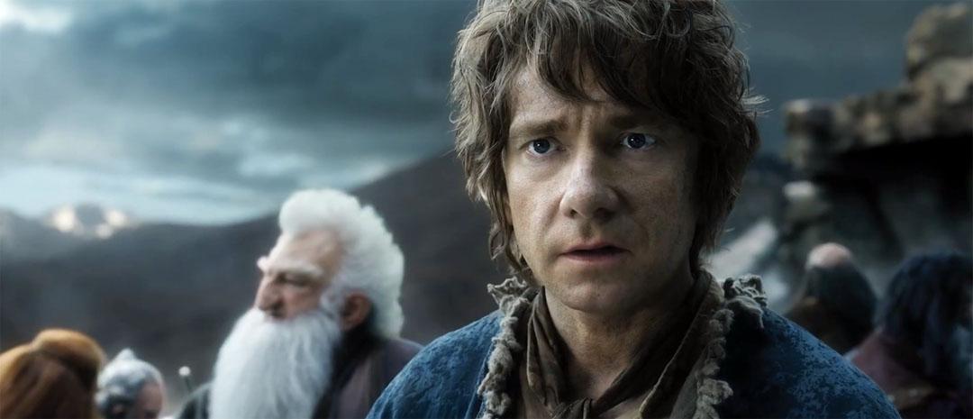 Voldsomme krefter og et endelig oppgjør antydes i første teaser-trailer til Hobbiten: Femhærerslaget