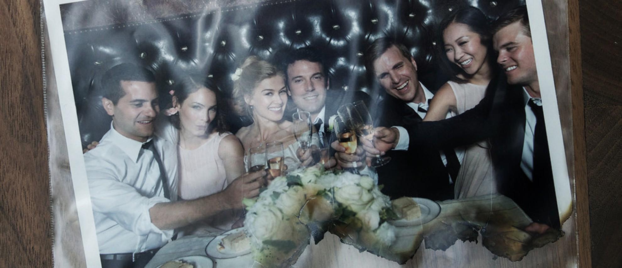 Lekre teaser-plakater til David Finchers Gone Girl