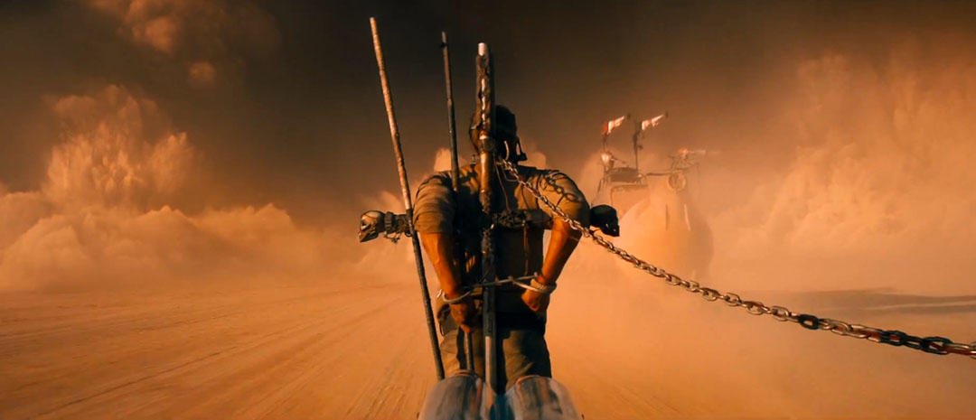 Mad Max vender tilbake – se den første, intense traileren til Fury Road