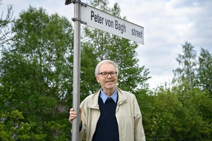 Von Bagh Street (Foto: Santeri Happonen).