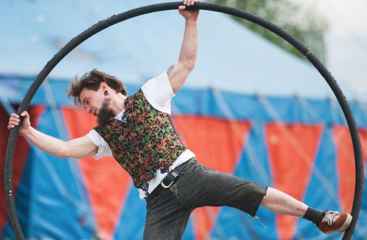 Circus. (Foto: Annina Mannila