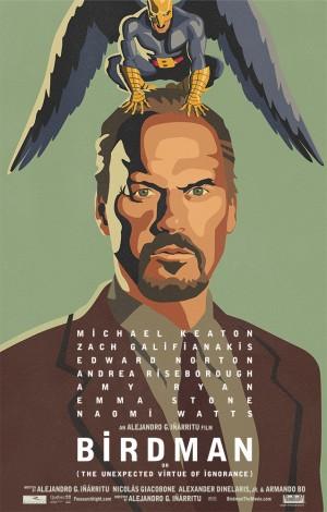 Birdman – plakat