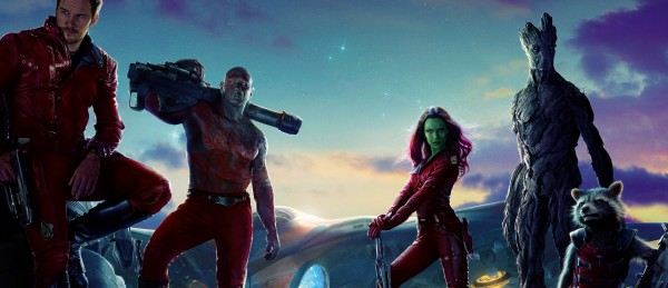Marvel treffer blink med den rølpete og rampete romoperaen Guardians of the Galaxy