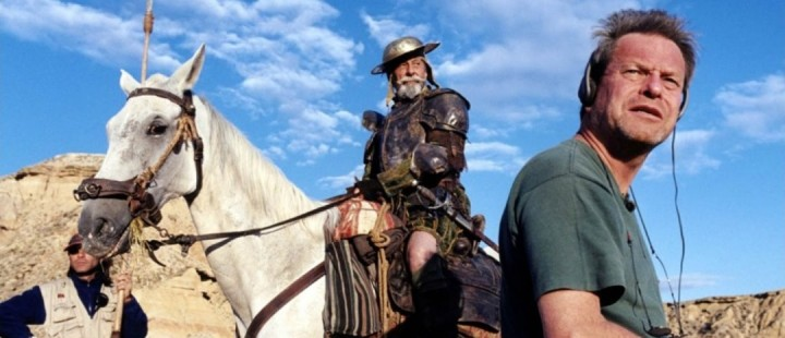 Terry Gilliams Quixote-prosjekt er fremdeles i live… og i meta-format.