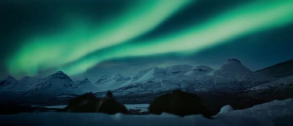 Den nordnorske naturen som motiv i «Permafrost».