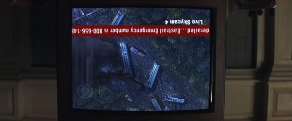 tv screen crash