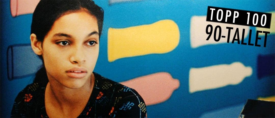 90-tallets 100 beste filmer– «Kids»