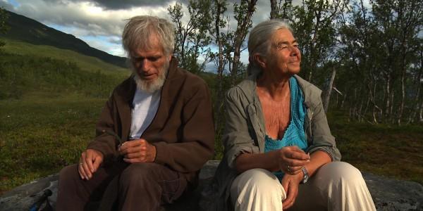 Børre Knudsen og Ragnhild Knudsen i En prest og en plage