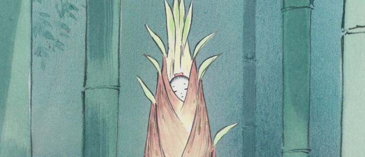 Studio Ghibli briljerer med grove strøk i trailer til Fortellingen om prinsesse Kaguya