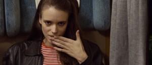 Stacy Martin i Lars von Triers «Nymphomaniac».