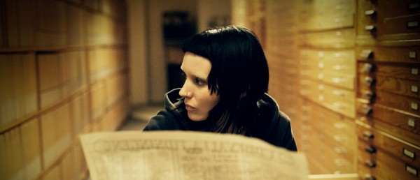 Rooney Mara som Lisbeth Salander i «The Girl with the Dragon Tattoo»