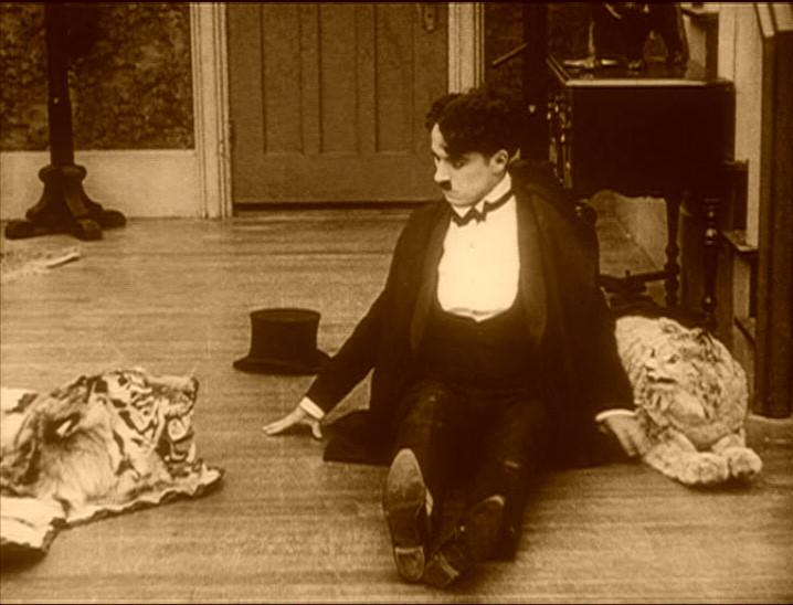 One A.M. (Charlie Chaplin).