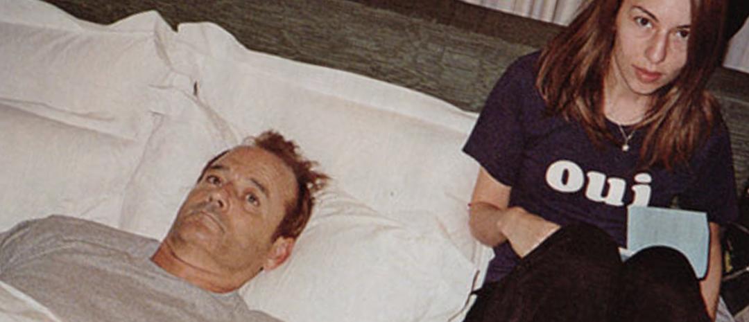 Bill Murray synger julen inn, i regi av Sofia Coppola