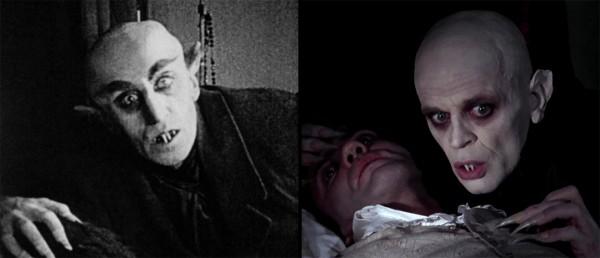 Topp 5: Tolkninger av Dracula på film