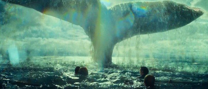 Visuell maktdemonstrasjon i fersk trailer til Ron Howards Heart of the Sea