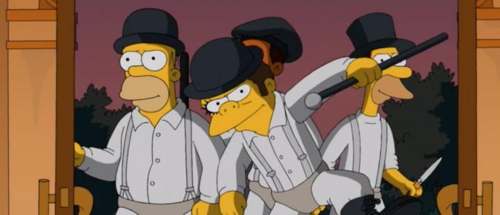 Hysterisk Kubrick-mashup i årets The Simpsons Halloween Special