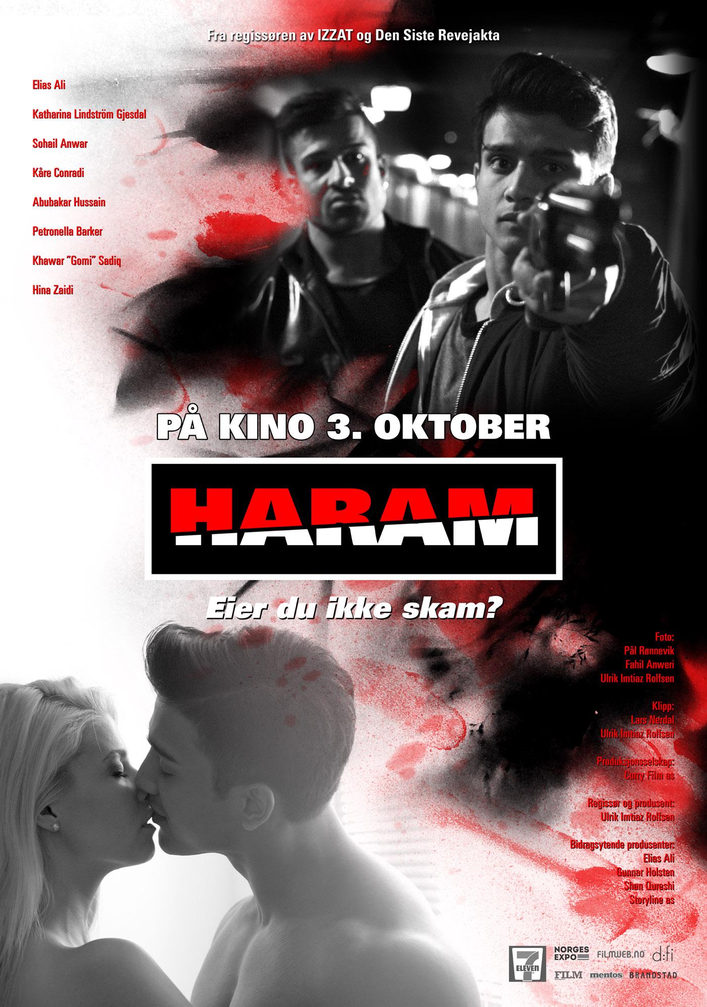 «Haram» – kinoplakat