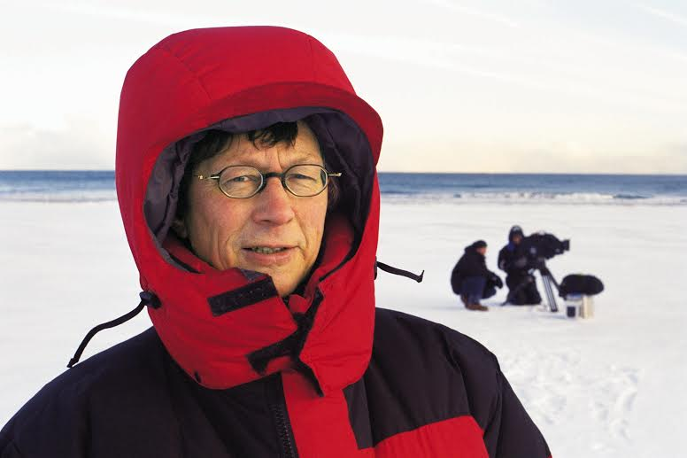 Knut Erik Jensen (foto: Norsk filminstitutt).
