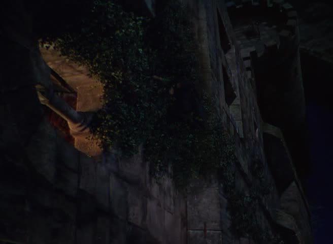 """Dristige, ekstreme vinkler forekommer enkelte ganger i """"The Adventures of Robin Hood"""""""