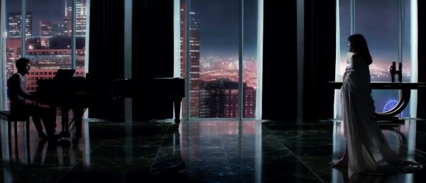 Mindre erotikk og mer storbyforelskelse i fersk trailer til Fifty Shades of Grey