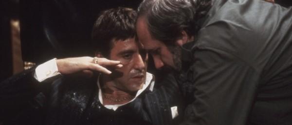 Brian De Palma og Al Pacino snuser på muligheten til å gjenforenes med thrilleren Retribution