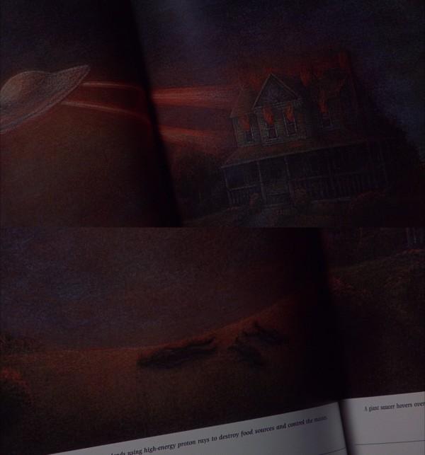 house aliens montage
