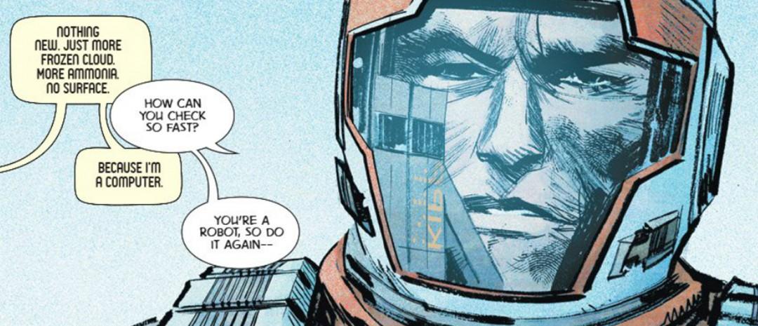 Christopher Nolan utbroderer Interstellar med tegneserien Absolute Zero
