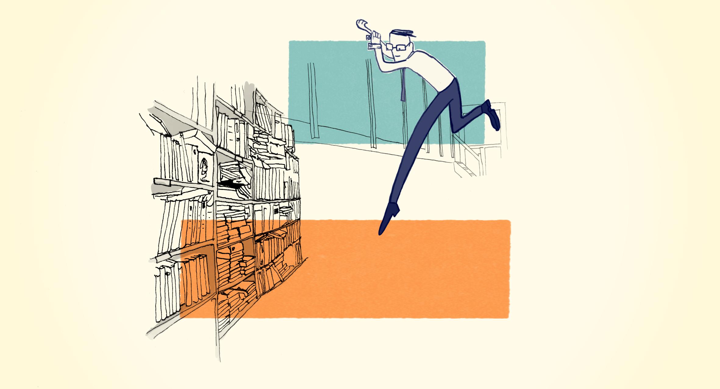 Eksempel på det animerte uttrykket i «It Was Mine».