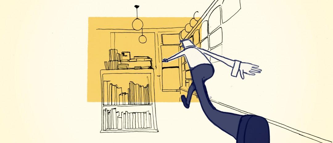 Å puste liv i Paul Austers litterære verden – et blikk på produksjonen av kortfilmen It Was Mine
