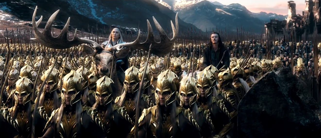 Hobbiten: Femhærerslaget