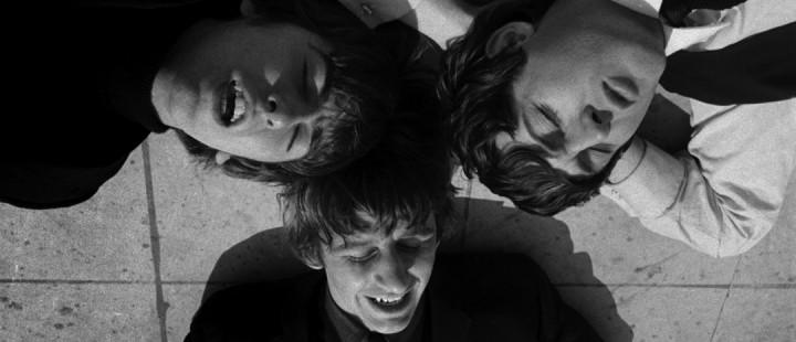 Lekende lett pop-verité i Richard Lesters A Hard Day's Night med The Beatles