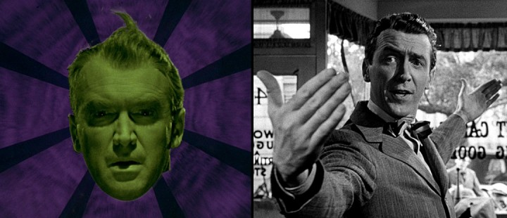 Topp 5: James Stewart-øyeblikk