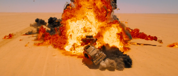 Heseblesende virtuos trailer til George Millers Mad Max: Fury Road