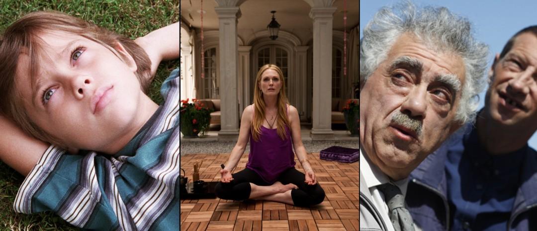 Sight & Sound, Cahiers du cinéma og John Waters har kåret sine 2014-favoritter