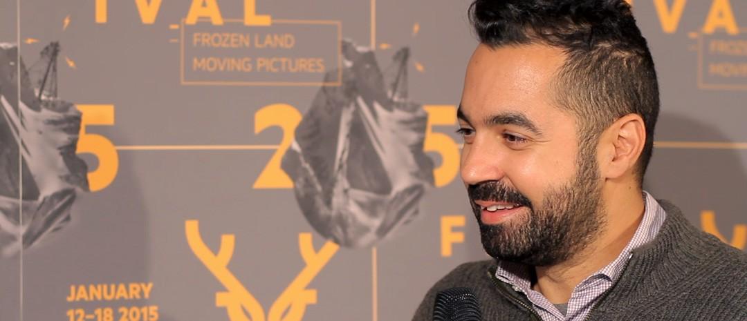 TIFF 2015: Regissør Mahmoud Kaabour forteller om sin film «Champ of the Camp».