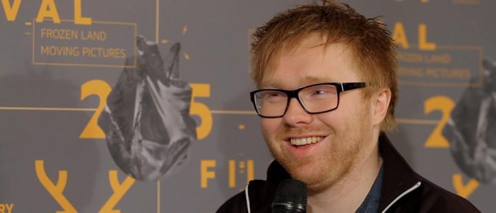 En samtale med debutregissør Eilif Bremer Landsend om spillefilmen Stup