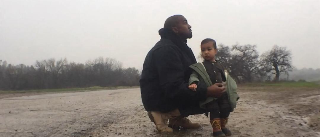 Se den Spike Jonze-regisserte musikkvideoen til Kanye Wests nye låt