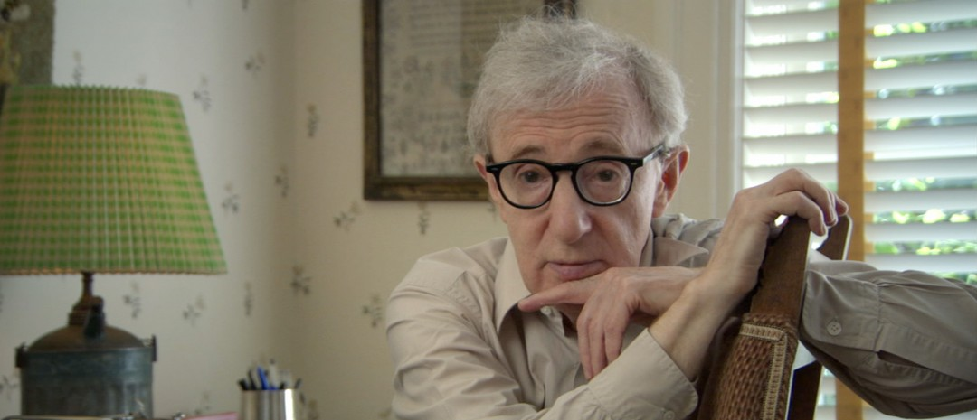 Ingen magi å spore ved midnatt i den ferske tittelen til Woody Allens neste film