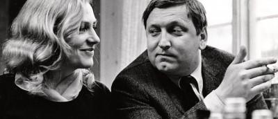 Et blikk på Douglas og filmskaperen Pål Bang-Hansen