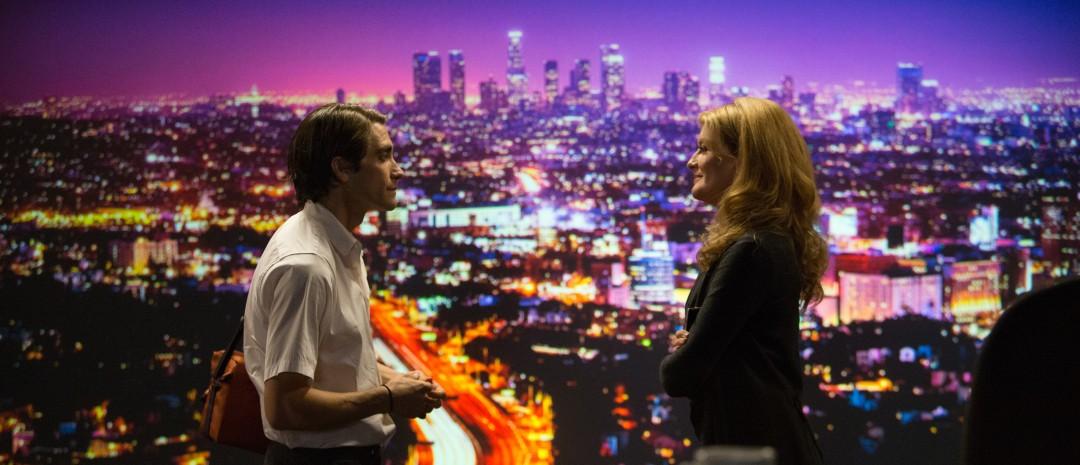 Jake Gyllenhaal gir ansikt til det avskyelige i Nightcrawler